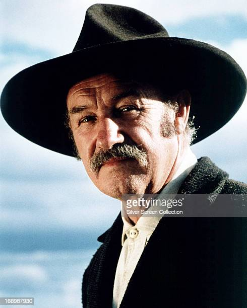 American actor Gene Hackman as Little Bill Daggett in 'Unforgiven' directed by Clint Eastwood 1992
