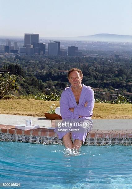 American actor Gene Hackman.