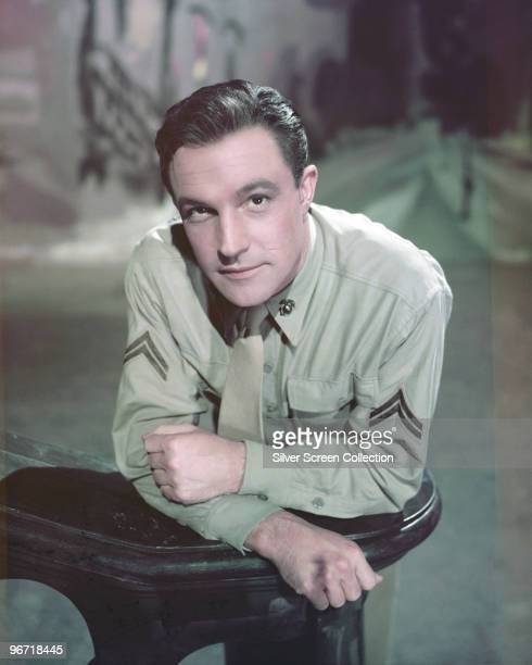 American actor Gene Kelly stars as The Marine in 'Invitation to the Dance' 1952