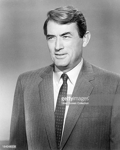 American actor Gregory Peck as David Stillwell in 'Mirage' directed by Edward Dmytryk 1965
