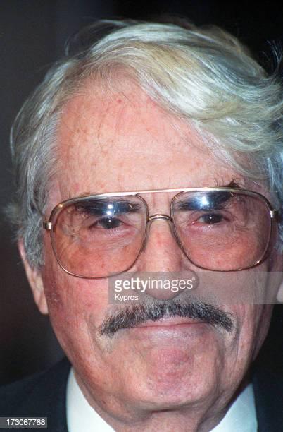 American actor Gregory Peck circa 1990