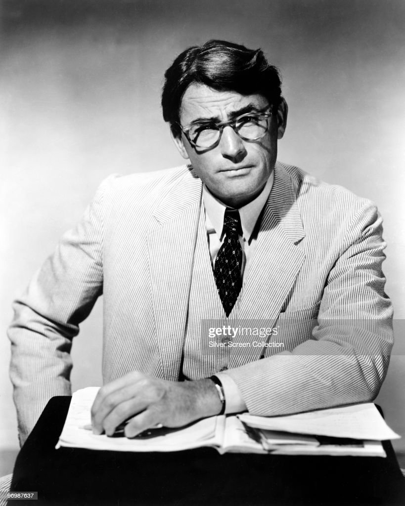 author harper lee settles to kill a mockingbird lawsuit photos american actor gregory peck 1916 2003 stars as principled lawyer atticus finch in