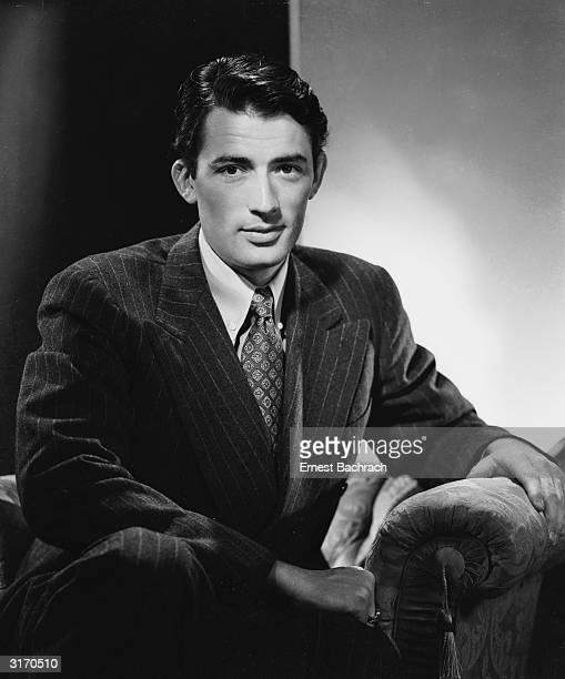 American actor Gregory Peck the star of such classics as 'Moby Dick' and 'To Kill a Mockingbird'