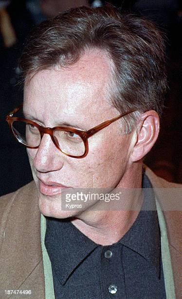 American actor James Woods circa 1992