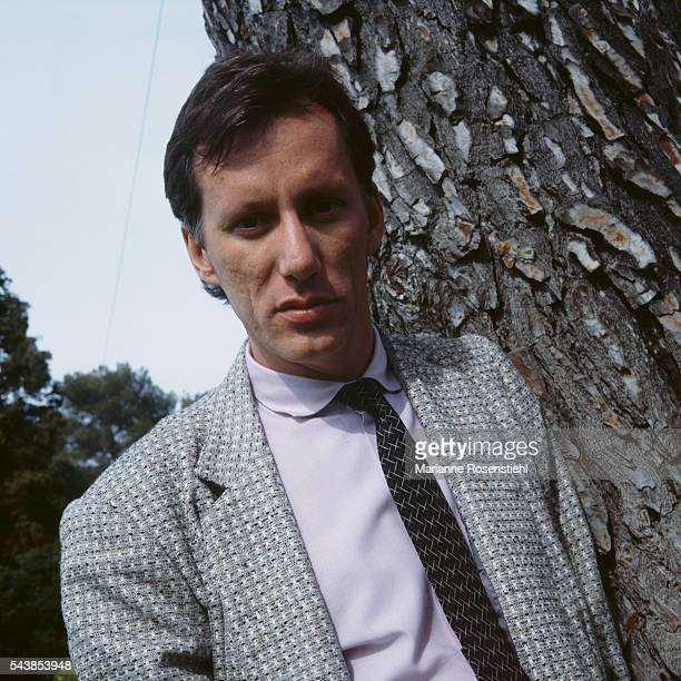 American actor James Woods