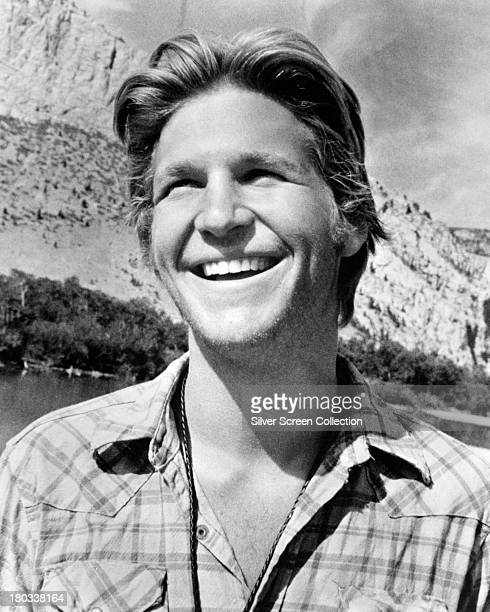 American actor Jeff Bridges as Lightfoot in 'Thunderbolt And Lightfoot' directed by Michael Cimino 1974