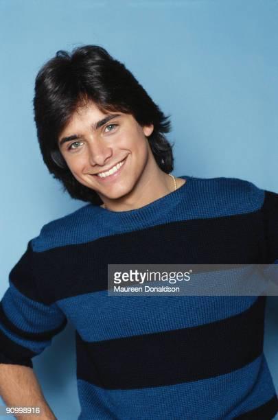 American actor John Stamos circa 1983