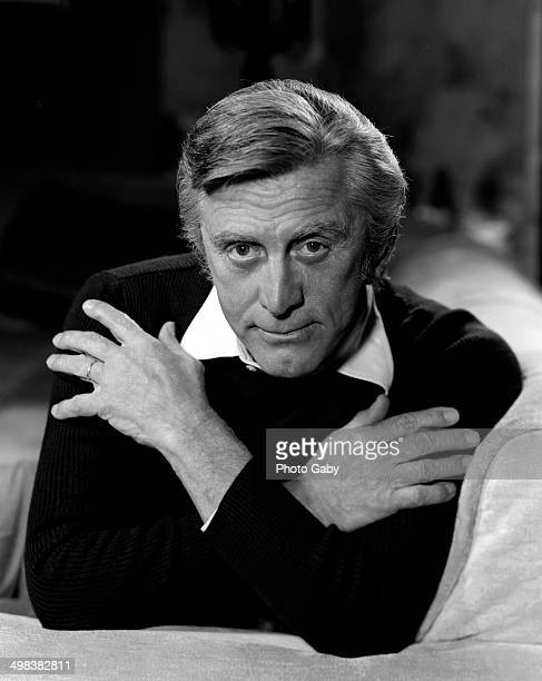 American actor Kirk Douglas Los Angeles 1966