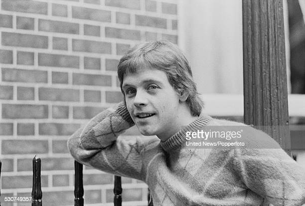 American actor Mark Hamill who plays the character of Luke Skywalker in the feature film Star Wars pictured in London on 13th December 1977