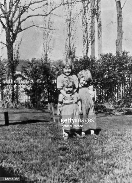American actor Marlon Brando aged 2 in 1926