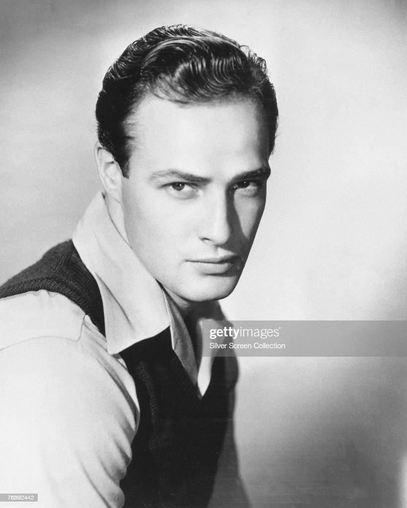 American actor Marlon Brando circa 1950