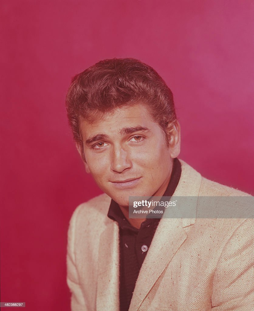 American actor <a gi-track='captionPersonalityLinkClicked' href=/galleries/search?phrase=Michael+Landon&family=editorial&specificpeople=228407 ng-click='$event.stopPropagation()'>Michael Landon</a> (1936 - 1991), circa 1965.