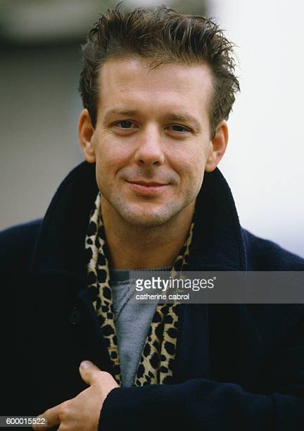 American actor Mickey Rourke in New York