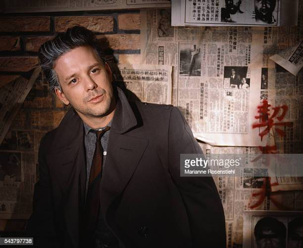 American actor Mickey Rourke who stars in the 1985 film Year of the Dragon