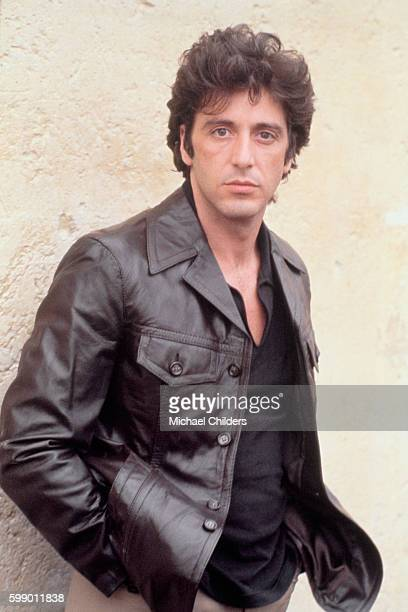 American actor of Italian origins Al Pacino
