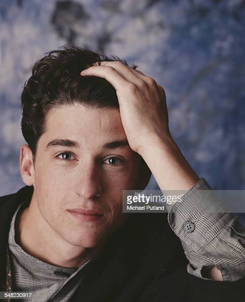 American actor Patrick Dempsey London 1988 Photo by Michael Putland/Getty Images