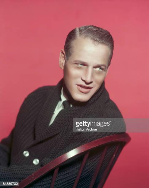 American actor Paul Newman circa 1955