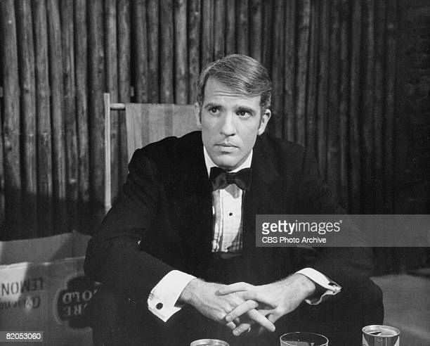 American actor Peter White in a scene from the movie adaptation of Mart Crowley's play 'The Boys in the Band' directed by William Friedkin 1970