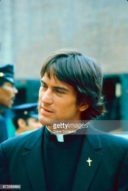 American actor Robert De Niro in a scene from the film 'The Gang That Couldn't Shoot Straight' New York New York 1971