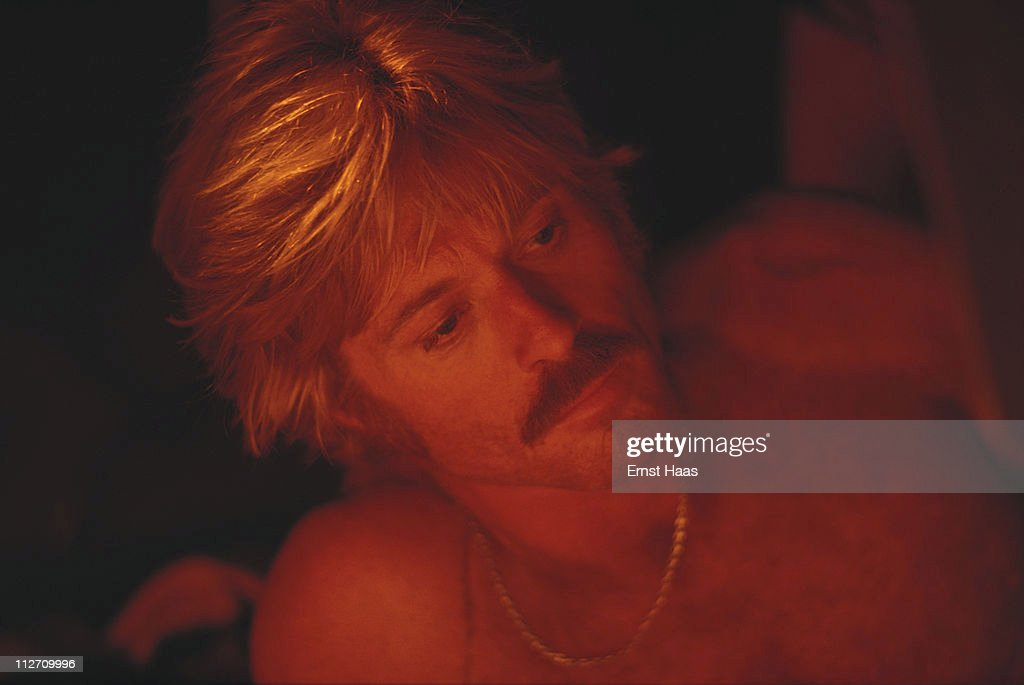 American actor Robert Redford on the set of the film 'The Electric Horseman', USA, March 1979.