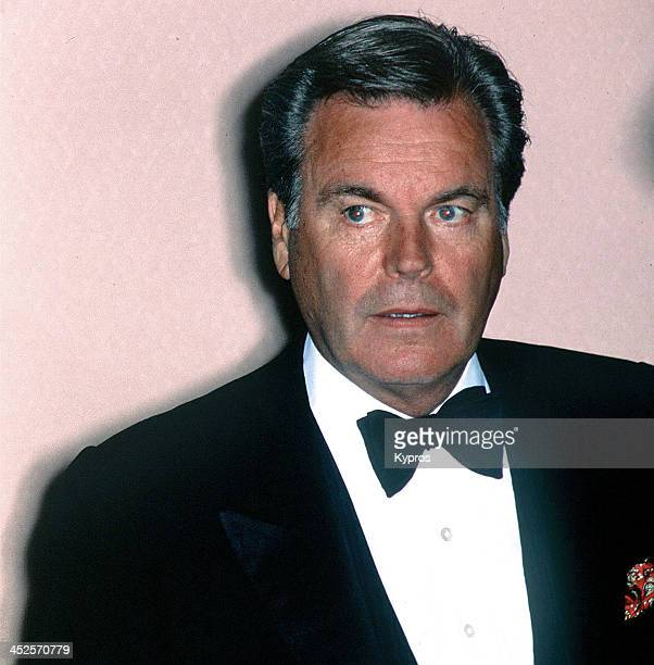American actor Robert Wagner circa 1993