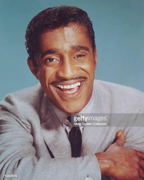 American actor singer and dancer Sammy Davis Jr circa 1960