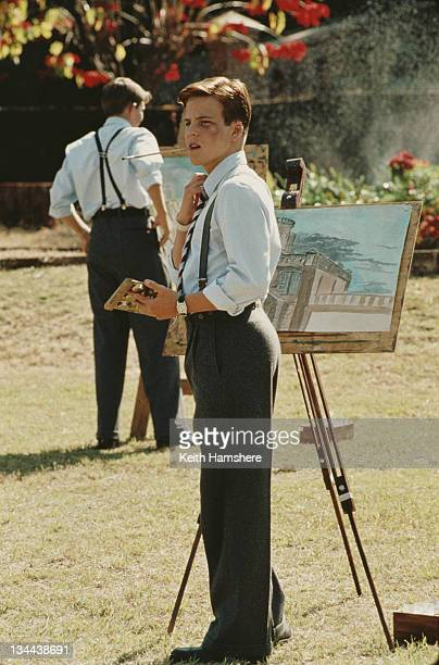 American actor Stephen Dorff as the 18yearold PK a student at the Prince of Wales School in the film 'The Power of One' 1992