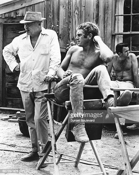 Henry Hathaway Film Director Stock Photos and Pictures ...