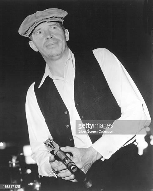 American actor Warren Oates as John Dillinger in 'Dillinger' directed by John Milius 1973
