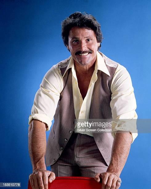 American actor William Smith circa 1975