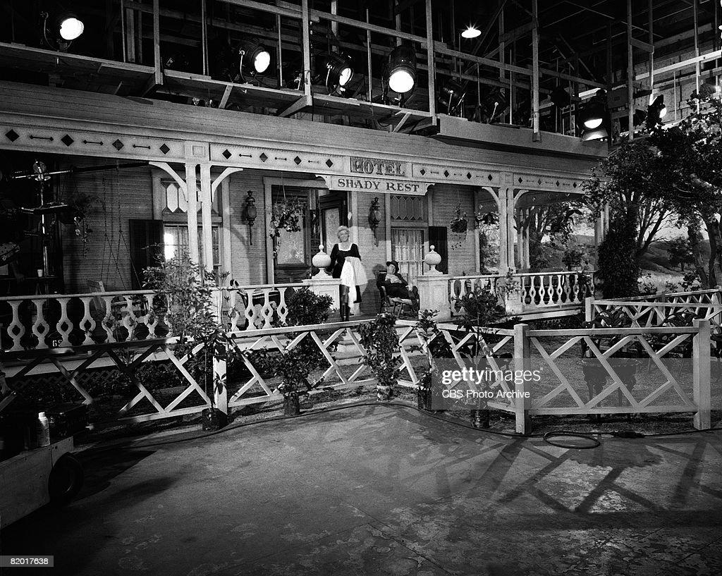 benaderet buchanan on petticoat junction pictures getty images american actors bea benaderet 1906 1968 as kate bradley and edgar