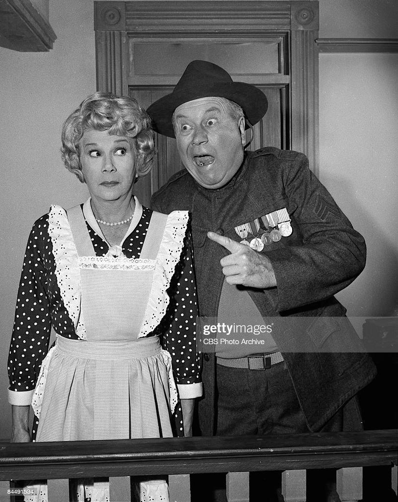 benaderet buchanan in petticoat junction pictures getty images american actors bea benaderet 1906 1968 as kate bradley and edgar