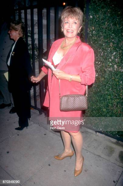 American actress and comedienne Rue McClanahan poses for a portrait circa 1995 in Los Angeles California