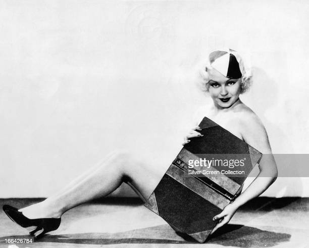 American actress and showgirl Toby Wing circa 1935