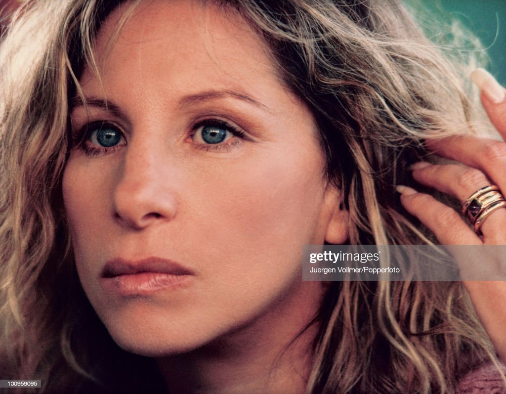 American actress and singer Barbra Streisand stars in 'The Prince of Tides', 1990.