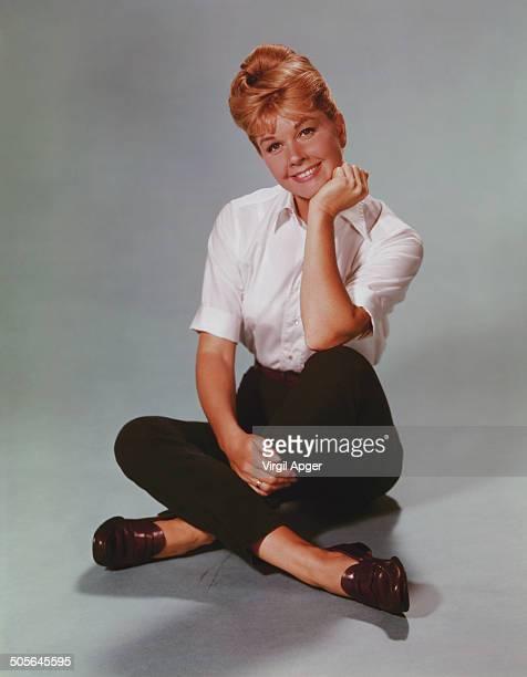 American actress and singer Doris Day circa 1955