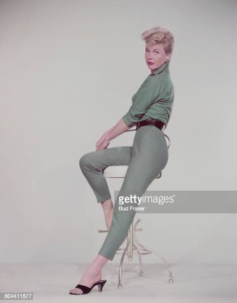 American actress and singer Doris Day circa 1960