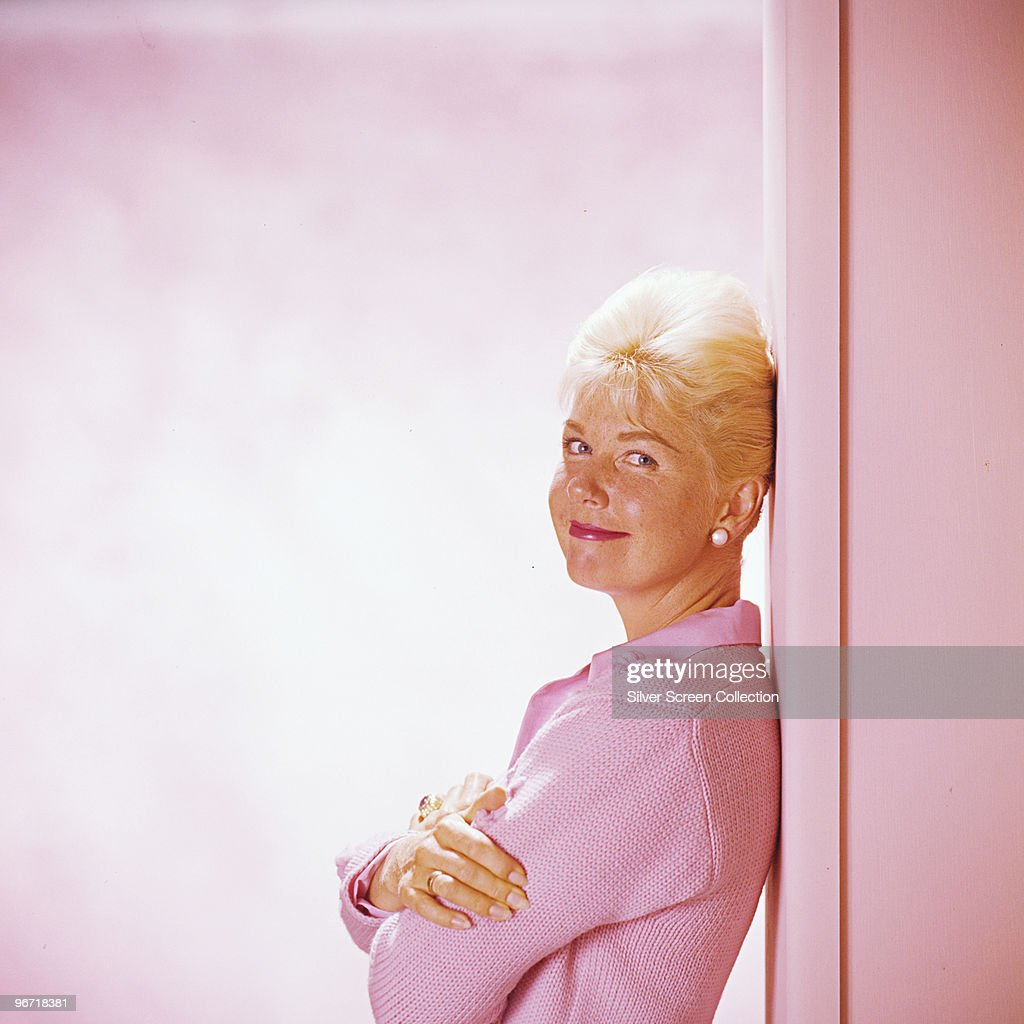 American actress and singer Doris Day, circa 1960.