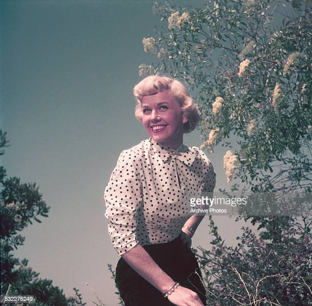 American actress and singer Doris Day circa 1962