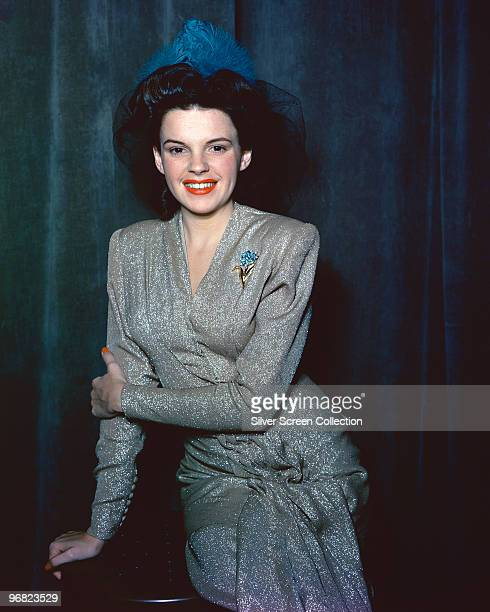 American actress and singer Judy Garland circa 1945