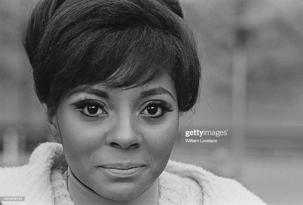 American actress and singer Leslie Uggams 3rd November 1964
