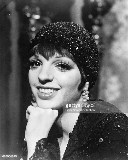 American actress and singer Liza Minnelli as Sally Bowles in a publicity still for the film 'Cabaret' 1972