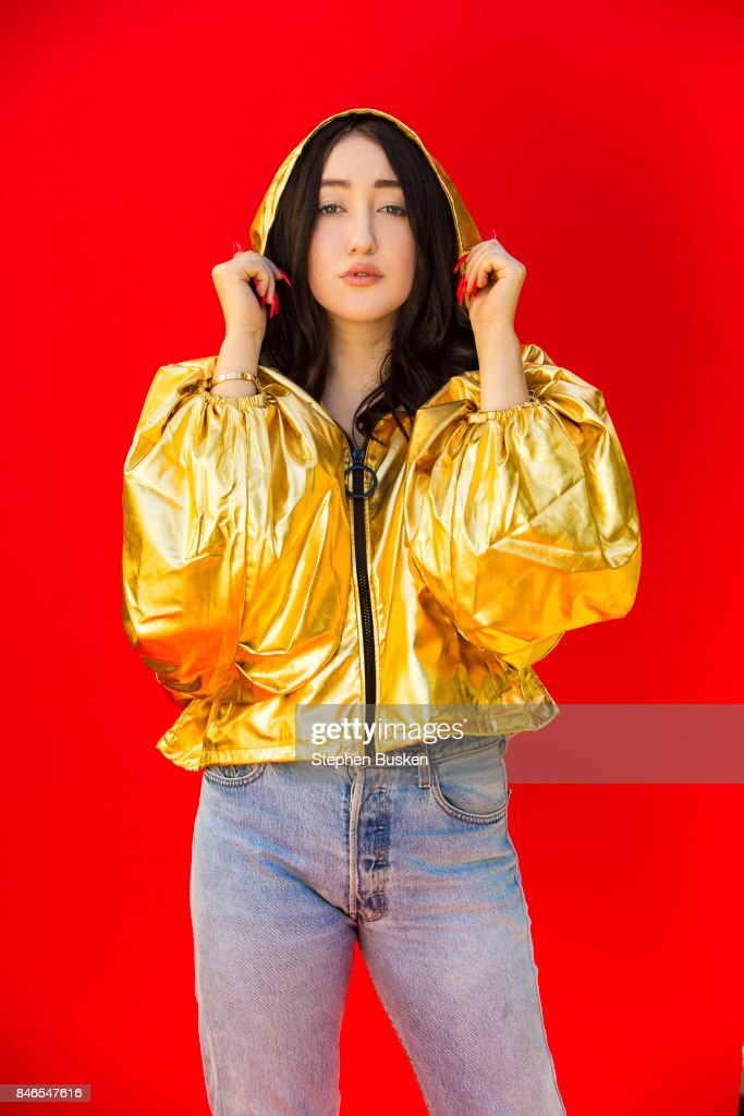 American actress and singer Noah Cyrus is photographed for Pop Star Magazine on July 24, 2017 in Los Angeles, California.