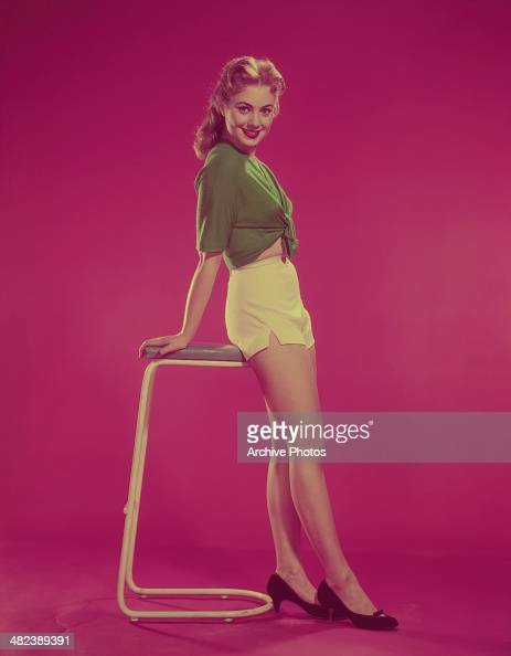American actress and singer Shirley Jones circa 1955