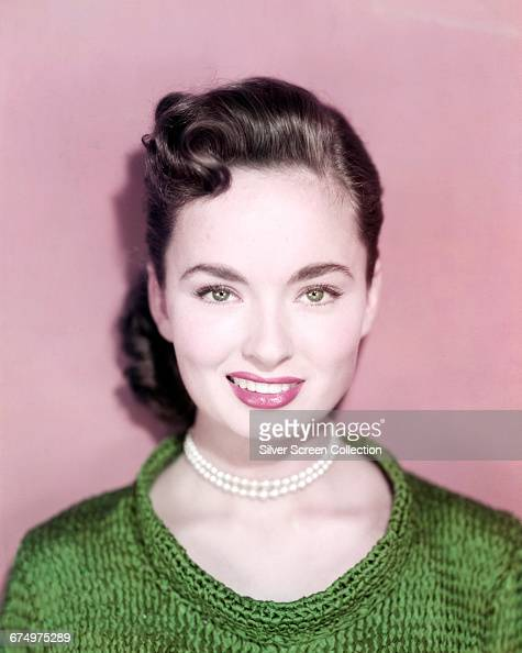 Kismet Gray Screen Sw 7071 Pure White Sw 7005: Ann Blyth Stock Photos And Pictures