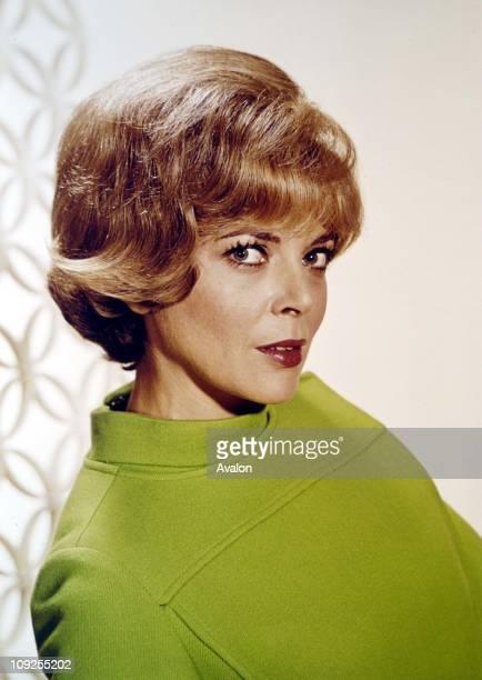 American Actress Barbara Bain