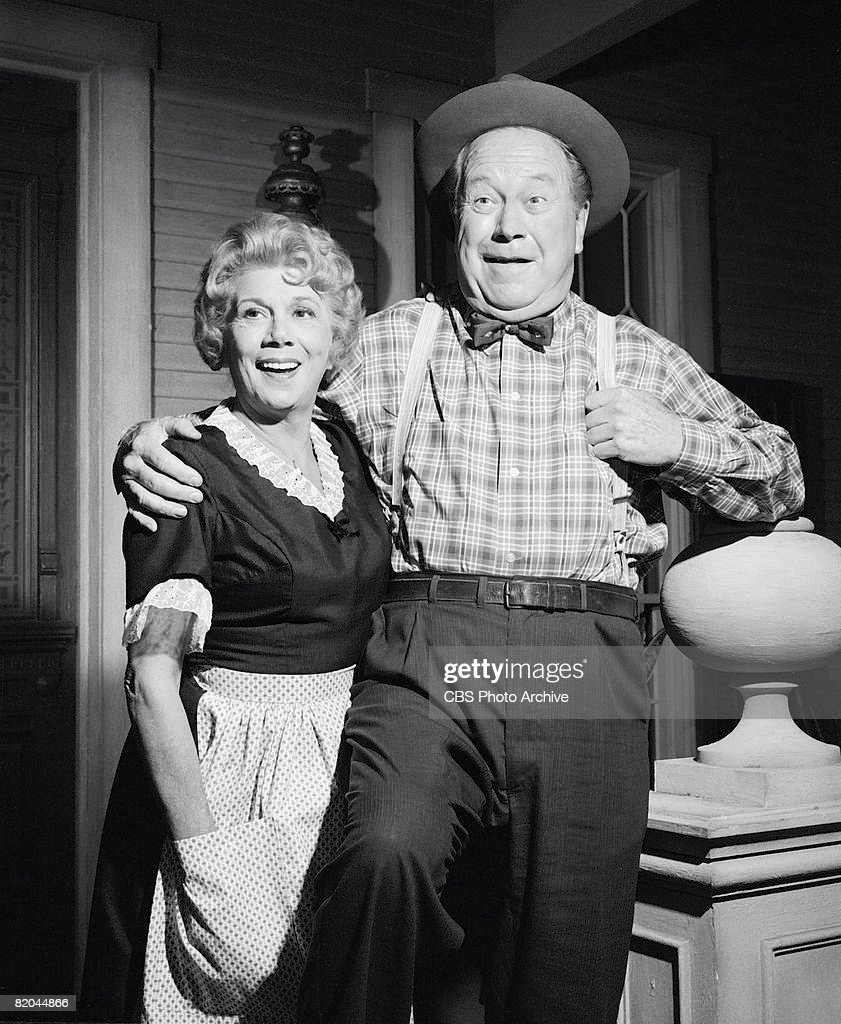 bea benaderet and edgar buchanan pictures getty images american actress bea benaderet 1906 1968 as kate bradley and american