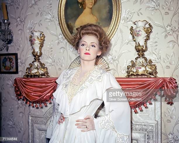 American actress Bette Davis as Regina Giddens in William Wyler's civil war drama The Little Foxes' 1941