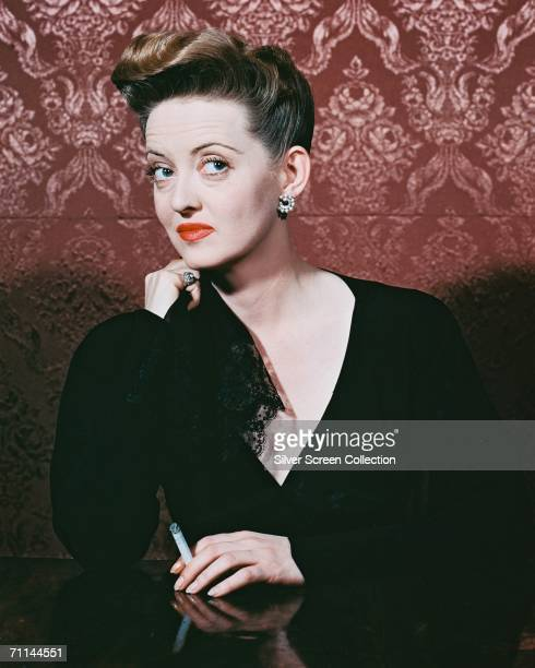 American actress Bette Davis as Sara Muller in 'Watch On The Rhine' directed by Herman Shumlin 1943