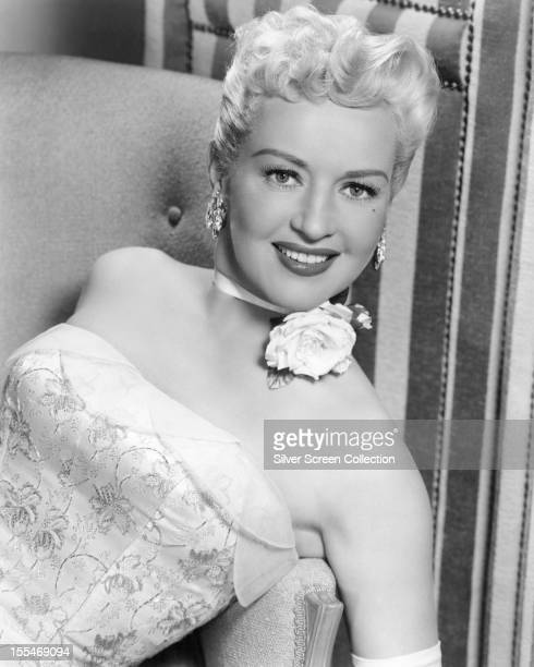American actress Betty Grable as she appears in 'How To Marry A Millionaire' directed by Jean Negulesco 1953